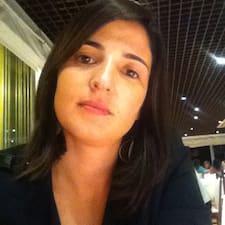 Profil utilisateur de Cátia