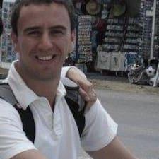 Henkilön Rodrigo käyttäjäprofiili