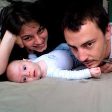 โพรไฟล์ผู้ใช้ Valérie & Bertrand