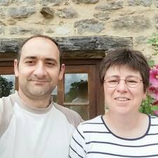Användarprofil för Brigitte & Fabrice