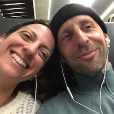 Profil korisnika Xénia & Michaël