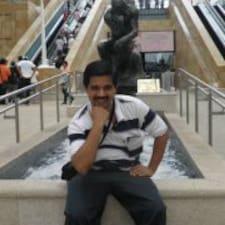Chandrashekhar的用户个人资料
