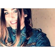 Profil utilisateur de Carmen Giulia