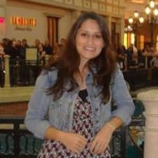 Profilo utente di Andréia