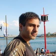 Raheel User Profile