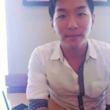 Perfil do usuário de Sung Eun