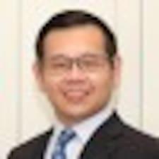 Profilo utente di Cheok Hong