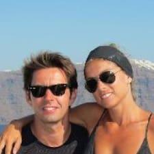 Guilherme And Federica Brukerprofil