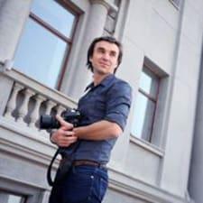 Nikolay - Uživatelský profil