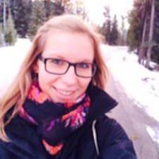 Rebecca - Uživatelský profil