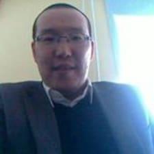 Gebruikersprofiel Boldbaatar