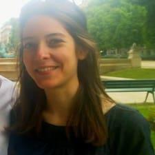 Perfil do utilizador de Hélène