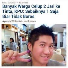 โพรไฟล์ผู้ใช้ Rudiyanto