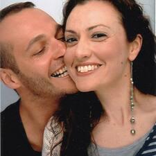 Azzurra & Enrico ist der Gastgeber.