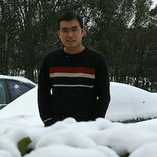 Profil utilisateur de Phong