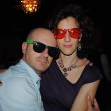 Profil utilisateur de Jeremy & Jennifer