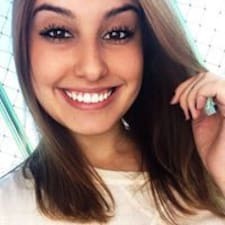 Luísa felhasználói profilja