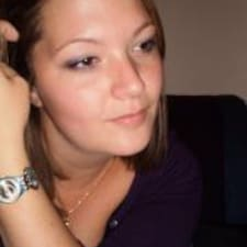 Gwenaelle felhasználói profilja