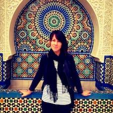 Anaïs felhasználói profilja