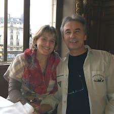 Профиль пользователя Françoise & Gérard