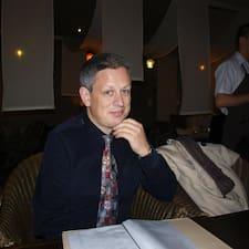 Användarprofil för Hugh