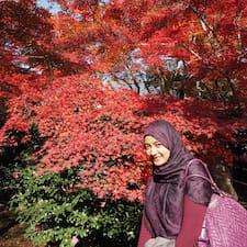 Azian Azamimi - Profil Użytkownika