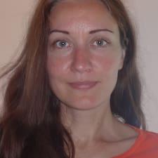 Profil utilisateur de Daina