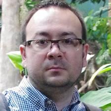 Profil utilisateur de Marat
