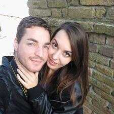 Profil korisnika Jessica & Adriano
