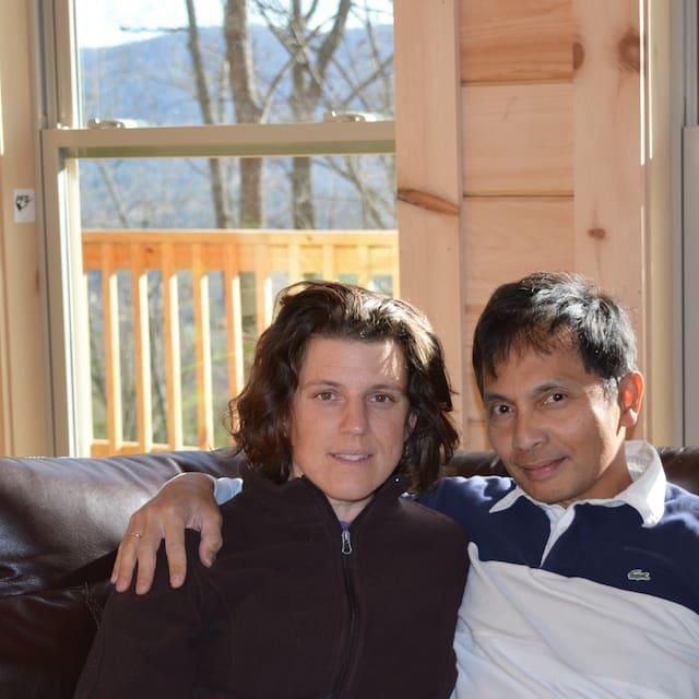 Profil korisnika Jofre & Saskia