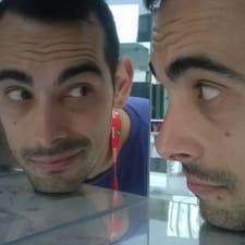 Profil utilisateur de Jean Claudio