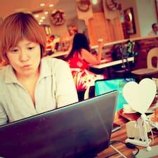 Profilo utente di Sachiyo