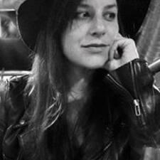 Lydia felhasználói profilja