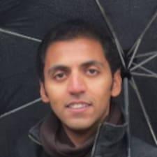 Munthir felhasználói profilja