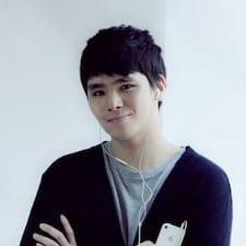 Användarprofil för Bryan Sunghwon