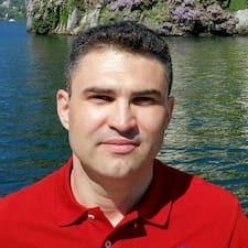Henkilön Razvan käyttäjäprofiili