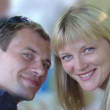 Profil korisnika Sergiy & Iryna