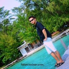 Perfil de usuario de Fahmi