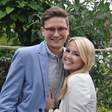โพรไฟล์ผู้ใช้ Dominik & Lisa