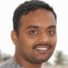 Profil utilisateur de Vamsi Krishna