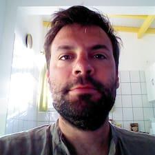 Perfil do utilizador de Johan