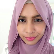 Nur Zahirah User Profile