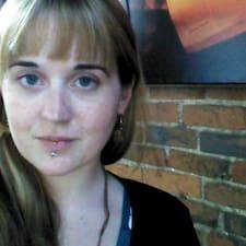 Profil utilisateur de Lizzie
