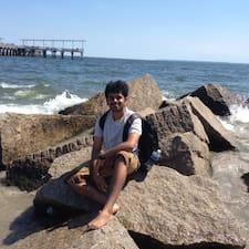 Profil utilisateur de Arun Srikanth