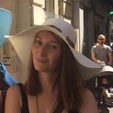 Profil utilisateur de Adélaïde