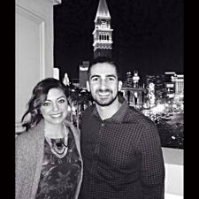 Hussam & Angela User Profile