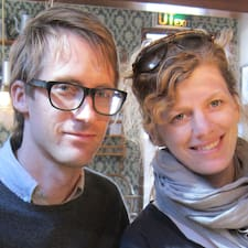 Katie & Philippe User Profile