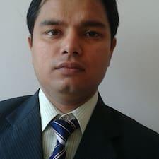 Profil utilisateur de Govinda