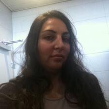 Jlana felhasználói profilja