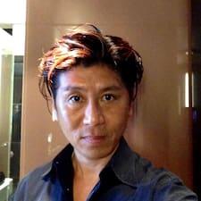 Profil utilisateur de Yasuhito